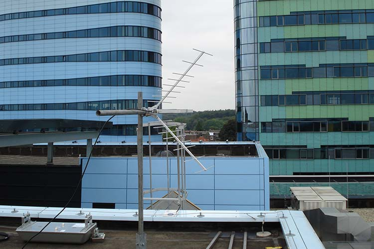 Arnhem tetra pick up antenna